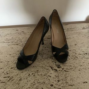 ENZO ANGIOLINI open toe shoes